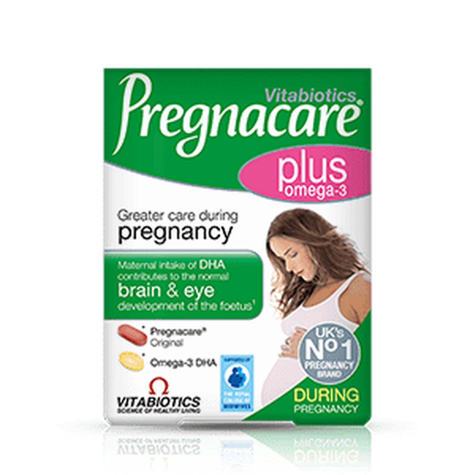 Pregnacare Plus-Supplements-Mother and Baby Shop Kenya's #1 Online Baby Shop