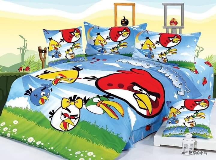 Toddler (5*6) 4Piece Bedding Sets-Bedding Sets-Mother and Baby Shop Kenya's #1 Online Baby Shop