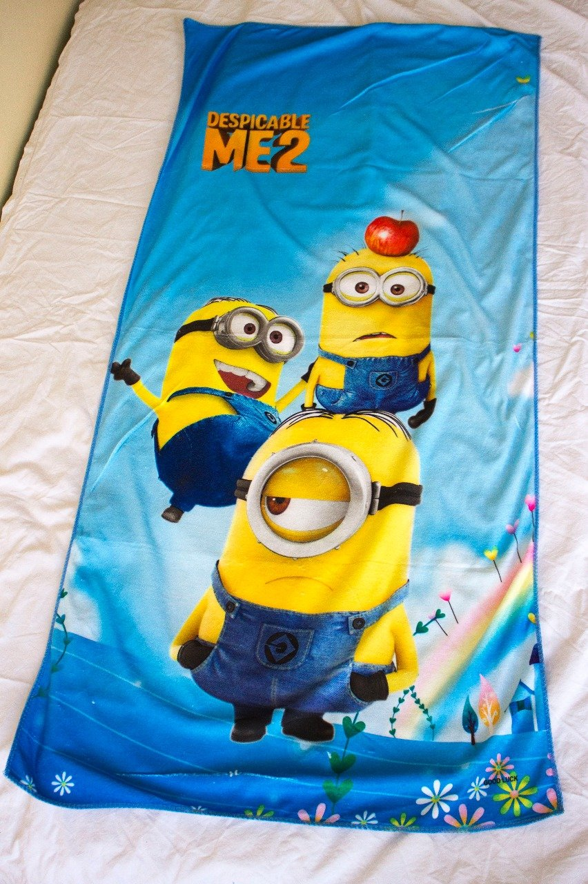 Toddler Light Animated Towels-Towels-Mother and Baby Shop Kenya's #1 Online Baby Shop