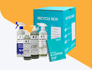 Clean & recycle at home - Starter Pack