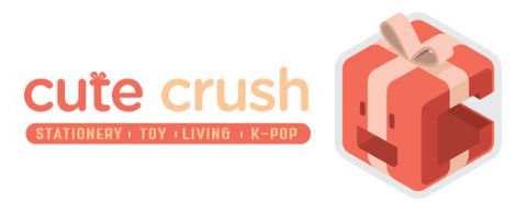 Cute Crush is now open in Dallas offering kpop, stationary, plush dolls and other gift items