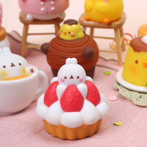 Molang Figure Vol.4 Blind Box Dessert Cafe