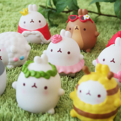Molang Figure Blind Box Vol.2 Dress Up