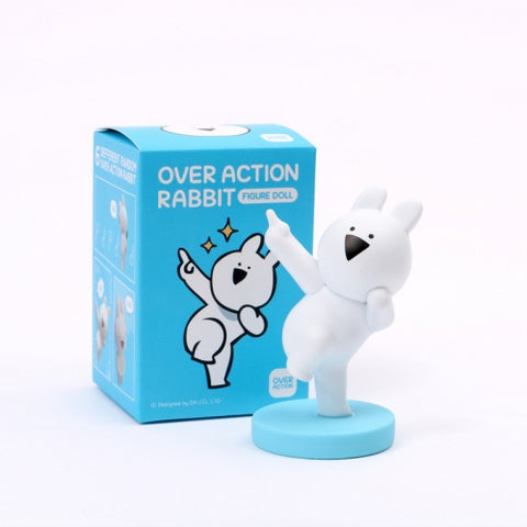 Over-action Rabbit Figure Mystery Box Season 1