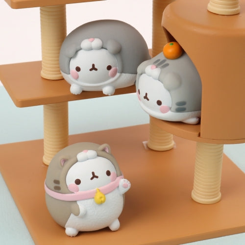 Molang Figure Vol.5 Blind Box Cat