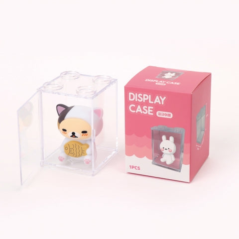 Figure Display Case 1pcs