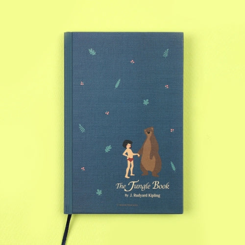 World Literature Hardcover Lined Notebook Vol.2