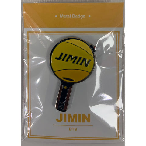 BTS Jimin Metal Badge