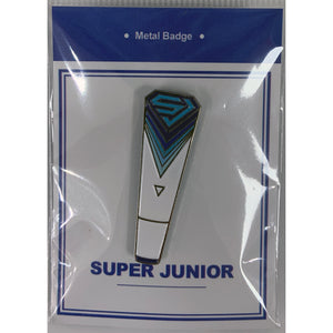 Super Junior Metal Badge
