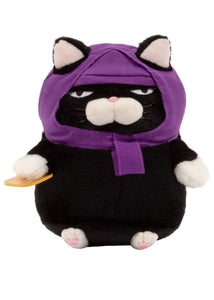 Amuse Grumpy Nezumi Kozo Cat Plush