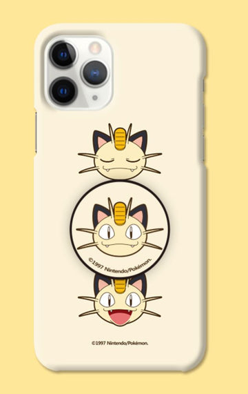 Pokemon iPhone Slim Case Meowth