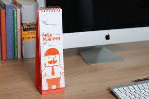 MR.BABBA DESK PLANNER