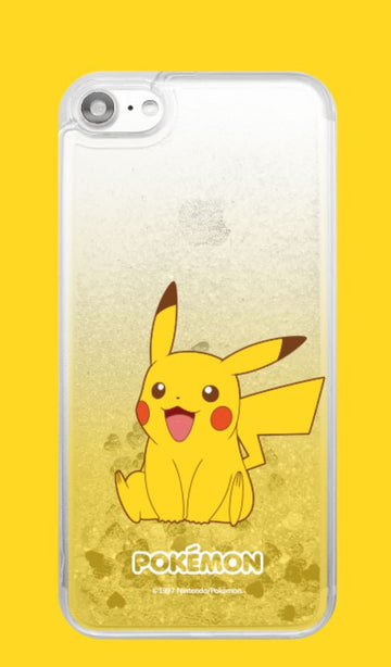 Pokemon Simple Glitter Case