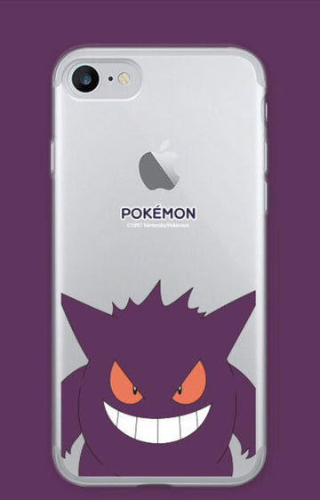 Pokemon Clear iPhone Case