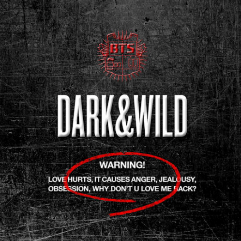 방탄소년단 BTS VOL. 1 - DARK & WILD