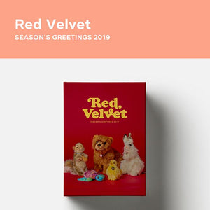 RED VELVET 2019 SEASON'S GREETINGS