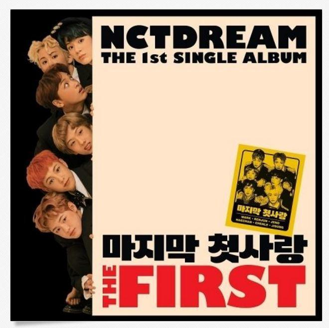 nct-dream-the-first-1st-single-album