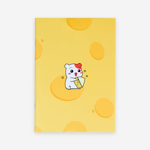 Ebichu Line Notebook A5