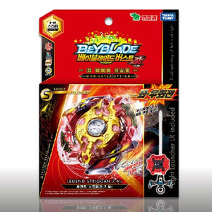Beyblade B-86 Legend Spriggan.7.Mr