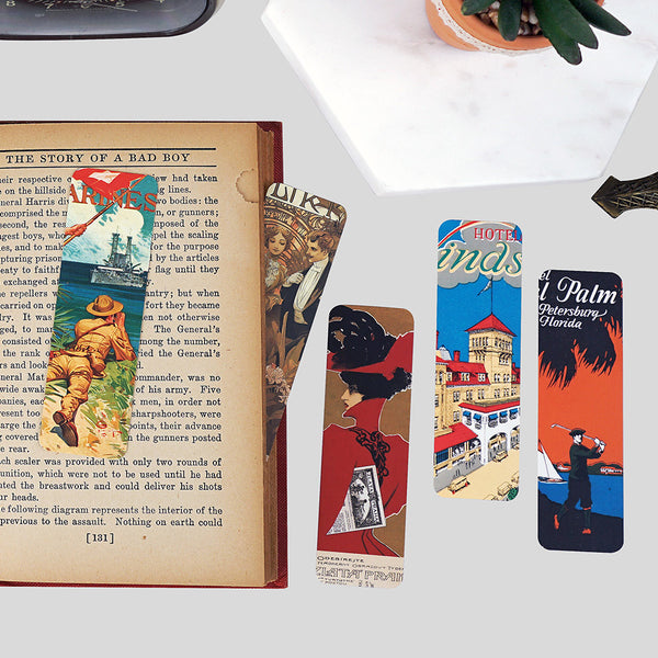Bookmark Pack Vintage