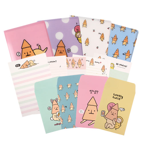 SS&C O-ZingZing Letter Sets