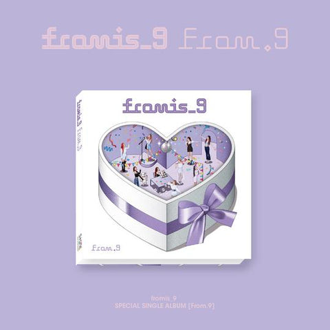 FROMIS _9 SPECIAL SINGLE ALBUM 'FROM.9'