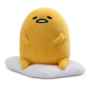Gudetama Signature Sitting Pose 9-Inch Plush
