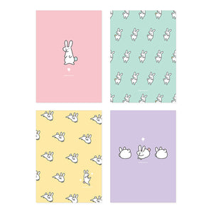 Sticky Rice Rabbit Notebook