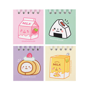 SS&CC Mini Notebook Convenient Store