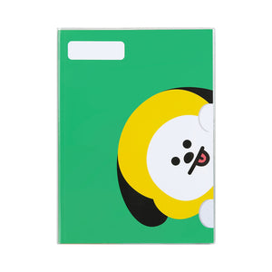 [BT21] SCHOOLING NOTE SET / CHIMMY