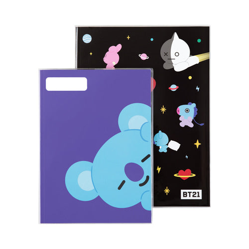 [BT21] SCHOOLING NOTE SET / KOYA