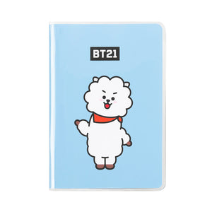 [BT21] POCKET NOTE / RJ