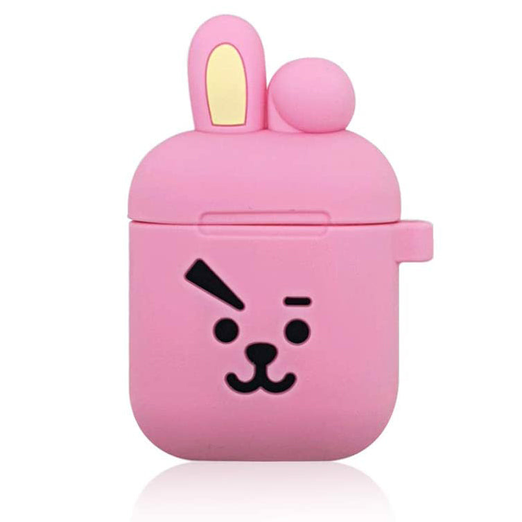 bt21-cooky-silicone-airpod-case
