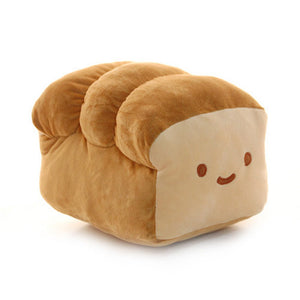 "Bread 15"" Plush Pillow Cushion Doll"