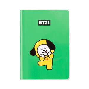 [BT21] POCKET NOTE / CHIMMY