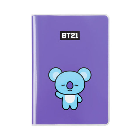 [BT21] POCKET NOTE / KOYA