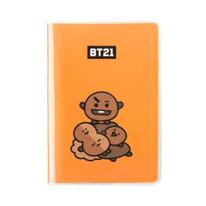 [BT21] POCKET NOTE / SHOOKY