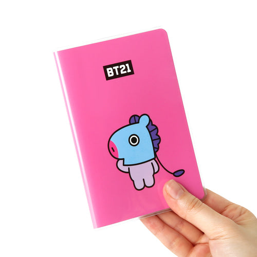 [BT21] POCKET NOTE / MANG
