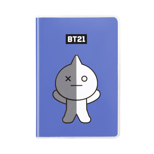 [BT21] POCKET NOTE / VAN