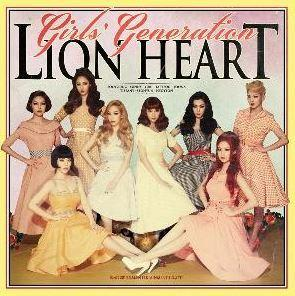 GIRLS' GENERATION 5TH ALBUM 'LION HEART'