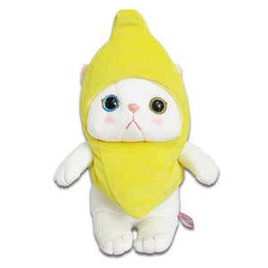 Banana Choo Choo Cat M