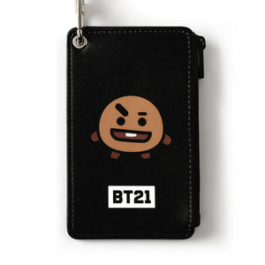[BT21] STRAP CARD HOLDER / SHOOKY