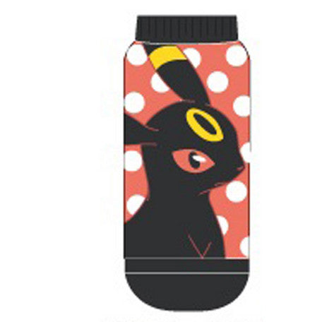[Pokemon] LUX Lux Ladies Blacky Dot Socks
