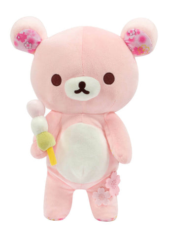 Rilakkuma Cherry Blossoms Series Plush