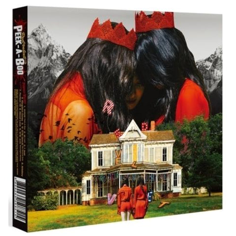 RED VELVET 2ND ALBUM 'PERFECT VELVET'