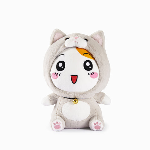 TV Animation Hamster Character EBICHU - Loverly Cat Edition 11inch