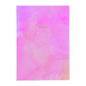 2019/2020 Mark Diary Watercolor Cover B6
