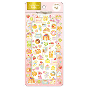 Aroma Scented Sticker Sweet scent