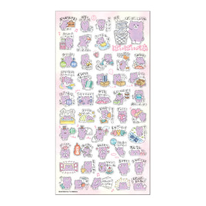 PuchiPuchi Early Learning & Education Book Sticker