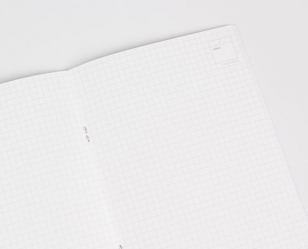 5mm Grid Notebook